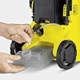 Kärcher Hochdruckreiniger K 3 Full Control Home T150 - Regulierung der Druckstufe - Schlauchlänge 6 m - Quick Connect System - gelb/schwarz