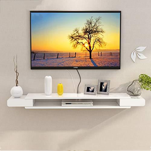 XXHDYR Mensola per TV Mobile TV Rack TV Ripiano per TV Mobile Contenitore per organizzazione...