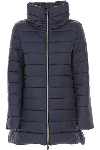 SAVE THE DUCK Luxury Fashion Donna D4362WIRIS900146 Blu Piumino | Autunno Inverno 19