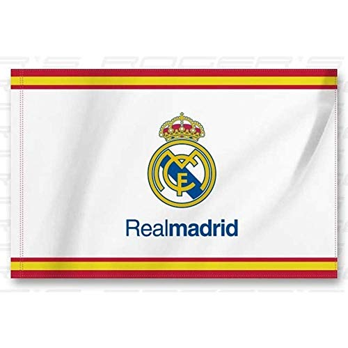 BANDERA REAL MADRID ESPAÑA 150x100 CM