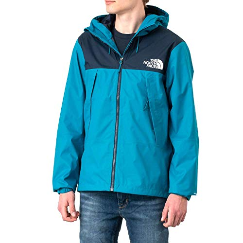 The North Face 1990 Mountain Q Giacca per la Pioggia Crystal Teal