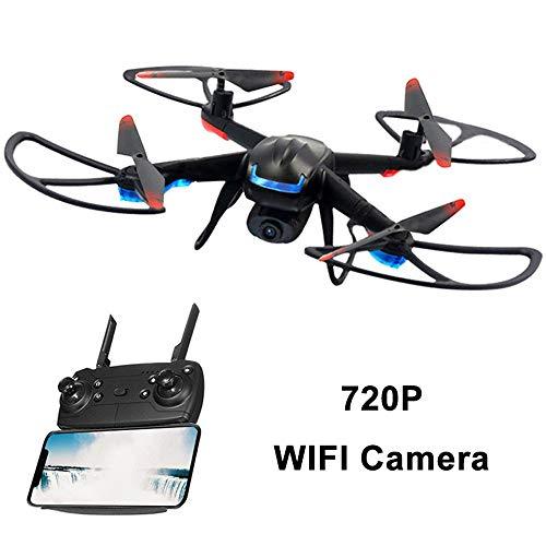 Gxscy RC Drone 007-3 Mini Drone 480P / 720P HD Camera 600mAh Alta-Tasso Batteria Telecomando...