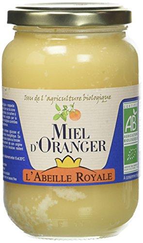 L'Abeille Royale Miel d'Oranger Bio 500 g