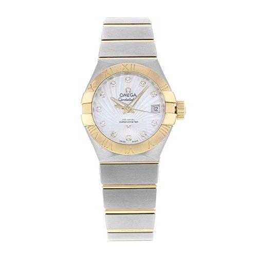 Omega Constellation Brushed Chronometer 123.20.27.20.55.002