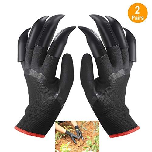 Guanti da giardino con artigli, guanti da giardinaggio, guanti da lavoro è una buona scelta per...