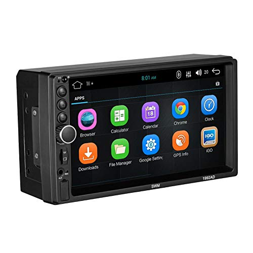 Everpert Spy Cameras 7in Android Car Stereo MP5 Player GPS Navigation RDS FM/AM Radio (Europe)