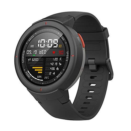 Amazfit Smartwatch Verge 1.3'' OLED Display,GPS Orologio Fitness,Phone-Free Music,RAM 512M,ROM...