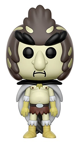 Funko Pop! - Vinyl: Rick & Morty: Birdperson (12443)