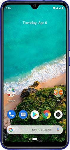 Xiaomi Mi A3 (Not Just Blue, 6GB RAM, 128GB Storage) - Extra 1,000 Off on Exchange & 6 Month No Cost EMI