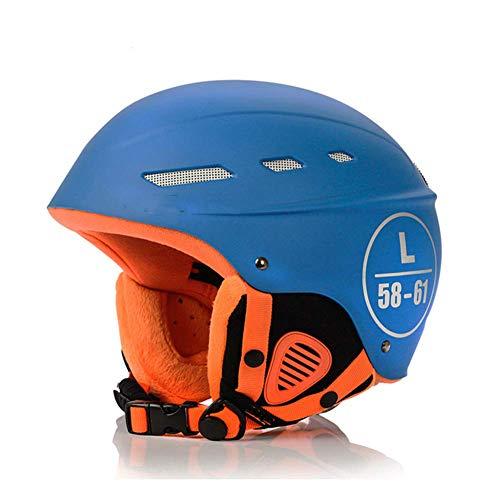 ZXDHELMET Casco da Snow Snowboard Junior Snowboard Casco qualità Certificata per Uomini...