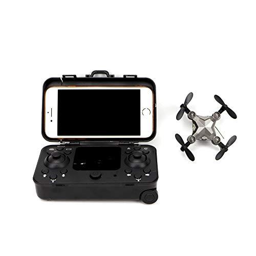 Jujia Co, Ltd.Drone,Drone con Telecamera,Drone GPS,Mini Portatile Pieghevole Senza velivoli per...