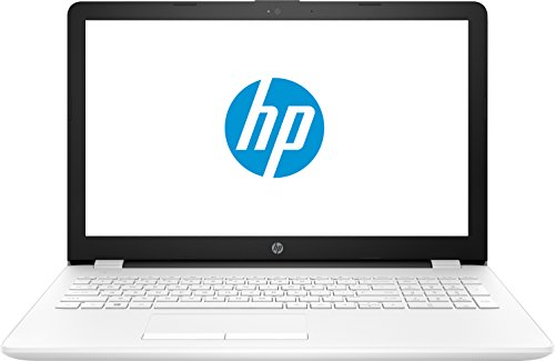 """PORTATIL HP 15-BS154NS I3-5005U 15.6"""" 8GB / 1TB / WiFi / BT / W10 / Blanco"""