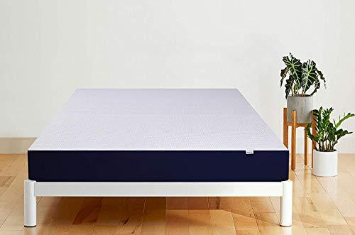 Springtek Aspire Orthopaedic Memory & HR Foam Dual Comfort 6 inches Queen Size Mattress (White, 78x60x6)