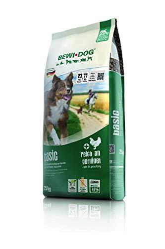 Bewi Dog Basic, 1er Pack (1 x 25 kg)
