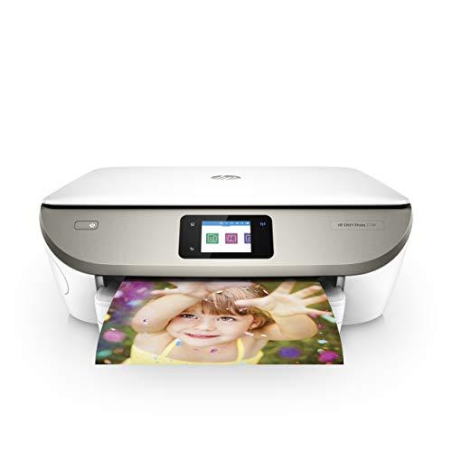 HP ENVY Photo 7134 (Z3M48B) Stampante Fotografica Multifunzione a Getto di Inchiostro Stampa,...