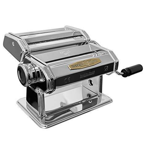 Tradizioni Italiane Cuor Di Pasta Macchina Per La Pasta Fresca, Macchina Pasta Fatta In Casa, 3 Tipi...