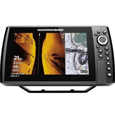 Humminbird Helix 9 Chirp MSI+ GPS G3N, w/Xdcr