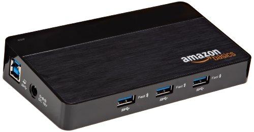 AmazonBasics - Hub USB 3.0 a 10 porte