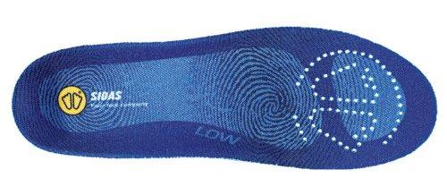 Sidas Semelle 3Feet-Forme Anatomique pour Pieds Plats Mixte Adulte, Bleu, Taille 44-45 21