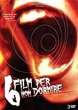 6 Film Per Non Dormire (Box 3 Dvd)