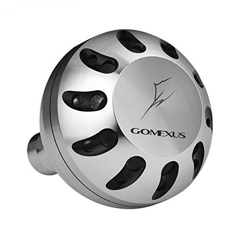 Gomexus Mulinello Manopola per Shimano Ultegra XSD 5500 Ultegra CI4+ XSC 5500 Stella SW Mulinello Pomello Diretto 45mm
