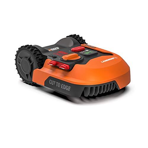 Worx - Robot Cortacésped Landroid M 500 WIFI, WR141E