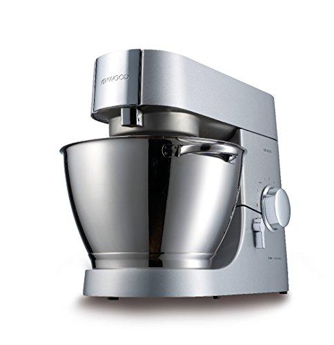 Kenwood KMC050 Chef Titanium, robot da cucina dal 1400 W e 4,6 l ...
