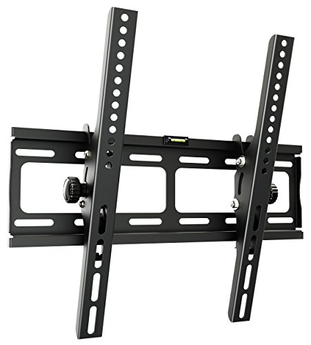RICOO Supporto TV R09 Muro TV supporto piatto inclinabile staffa per TV parete per televisore da...