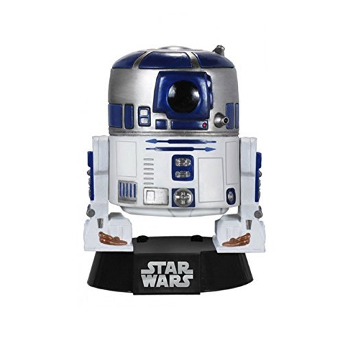 FUNKO Pop! Star Wars: R2-D2 Collectible figure Pop! Star Wars - figuras de acción y de colección (Collectible figure, Movie & TV series, Pop! Star Wars, Multicolor, Vinilo, Caja)