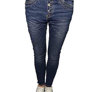 Jewelly Jeans schwarz und andere Waschungen