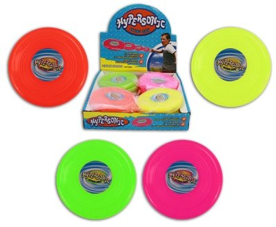 Colored Frisbee