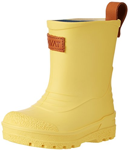 Kavat Unisex-Kinder Grytgöl WP Gummistiefel, Gelb (Light Yellow), 22 EU