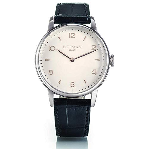 orologio solo tempo uomo Locman 1960 trendy cod. 0251A05R-00AVRG2PK