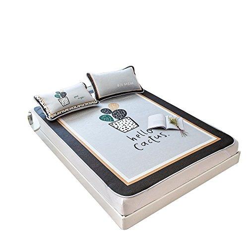 Colchoneta de verano de dibujos animados Colchón de dormir plegable ...