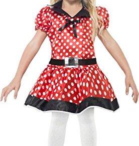 EL CARNAVAL Disfraz Ratita Minnie niña Talla de 2 a 4 años