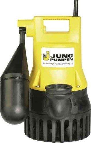 Jung Pumpen Tauchpumpe U3KS (0.32 kW, 4 m Leitung, Kabel mit Schaltautomatik), JP00206