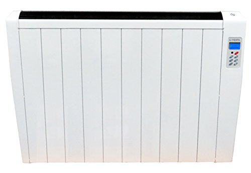 Lodel RA10 - Emisor térmico digital seco programación diario, 1500 W