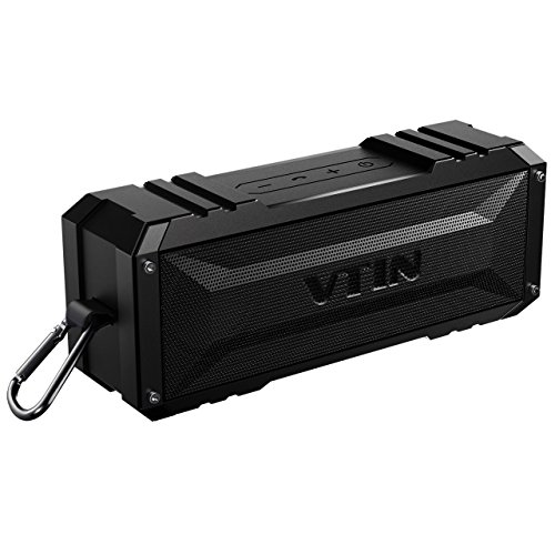 Altoparlante Bluetooth 20W, VTIN Cassa Bluetooth 4.0 Portatile IPX4 Impermeabile, 25 Ore di Play,...