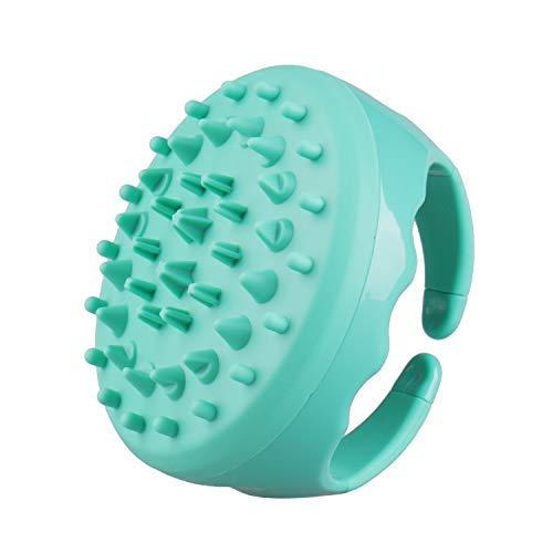 Cellulite Massager, Körper Massagegerät, Cellulite Entferner für Haut und gegen Orangenhaut Anti Cellulite Massagebürste auf Arme, Beine, Schenkel und Körper, Cellulite Bürste(grün)