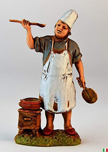 Moranduzzo Cuoco, Multicolore, 6 cm,