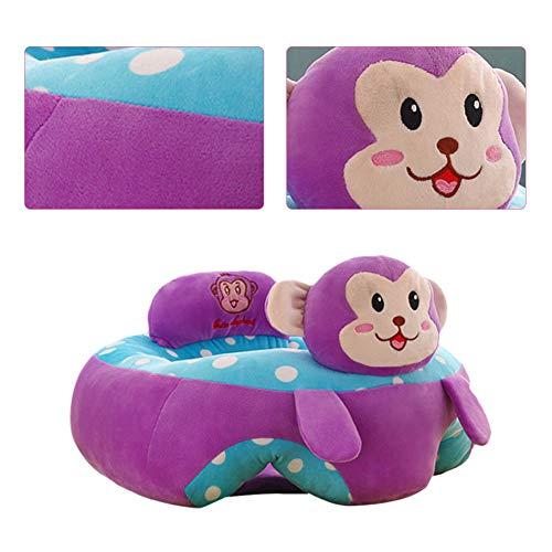 Divano per bambini,Bloomma Divano in cotone per bambini Supporto in pelle per divano 4 diversi tipi...