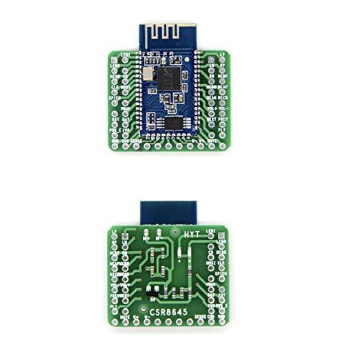 XCLUMA Bluetooth 4.0 CSR8645 Amplifier Board APT-X Stereo Receiver Amp Module