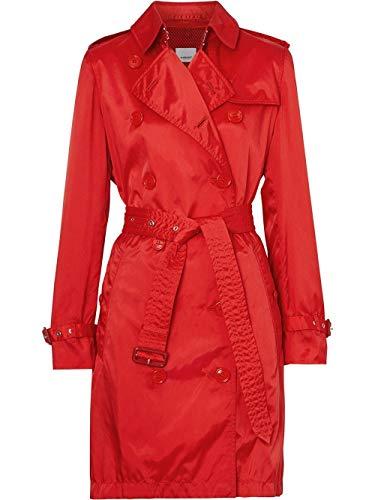 Burberry Luxury Fashion Donna 8013635 Rosso Trench | Autunno Inverno 19