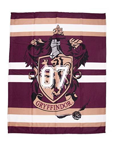 Coperta in Pile Harry Potter Babbani-Grande Stampa Design.