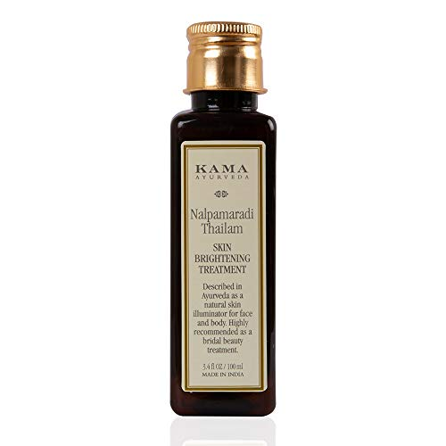 Kama Ayurveda Nalpamaradi Skin Brightening Treatment, 100ml