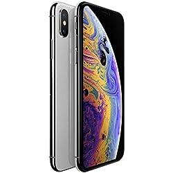 Apple iPhone XS (64 GO) - Argent