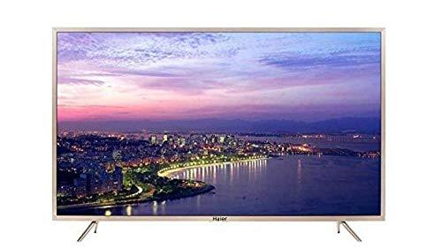 Haier 102 cm (40 Inches) Full HD Smart LED TV LE40K6500AG (Gold) (2019 Model)