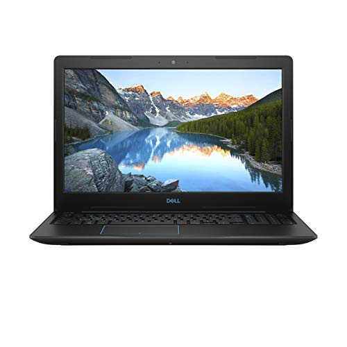 Dell Inspiron G3 15-3579 PC Portable Gamer 15,6' Full HD Argent (Intel Core i7, 8 Go de RAM, Disque Dur 1To + SSD 128Go, NVIDIA GTX1050Ti 4Go, Windows 10) Clavier AZERTY Français