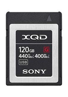 Sony QDG120F - Tarjeta de Memoria Flash (120 GB)