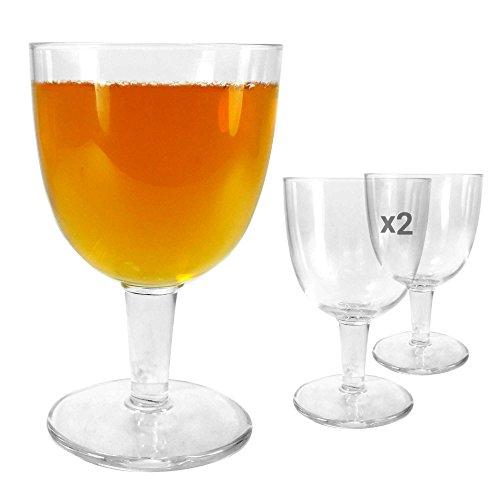Tuff-Luv Personalised Pint Beer Glass / Glasses / Barware CE 20oz / 568ml